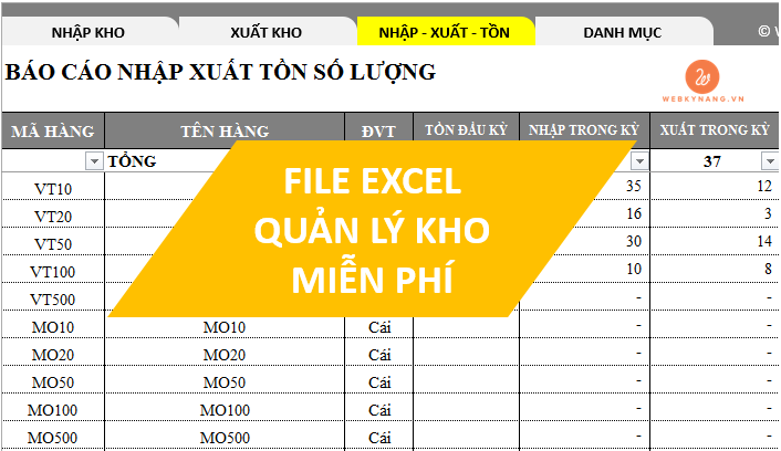 file excel quan ly kho mien phi