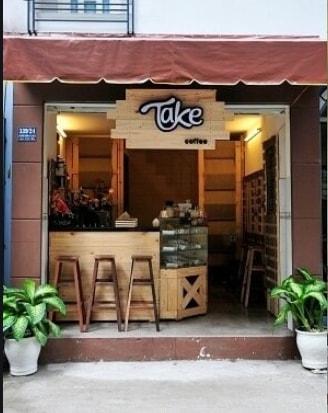kế hoạch kinh doanh quán cà phê take away