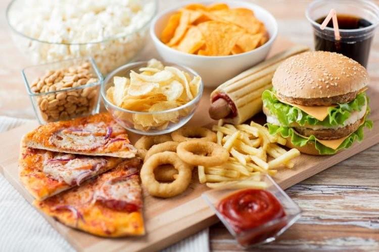 lượng thức ăn trong cơ thể con người excel