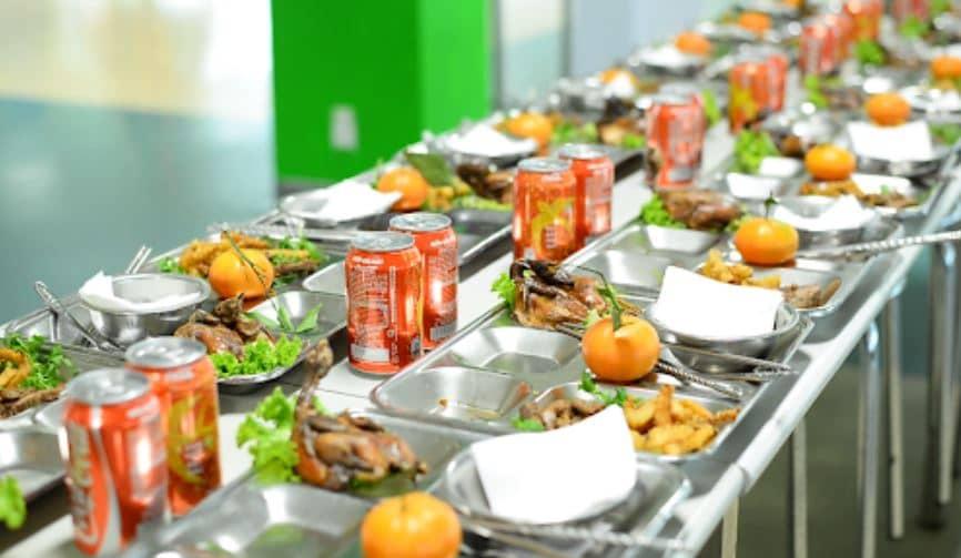 phần mềm quản lý suất ăn