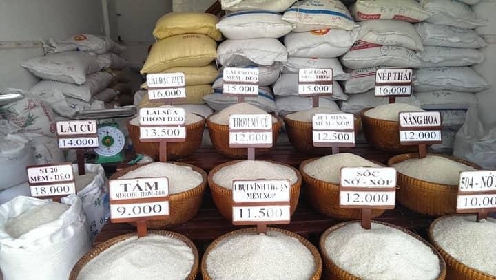 Những điều cần lưu ý khi mở cửa hàng gạo bạn cần biết.