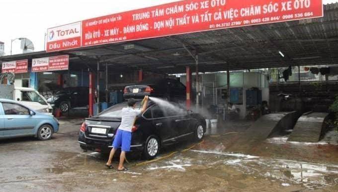 TOP 5 kinh nghiệm mở tiệm rửa xe ô tô xe máy thành công hiệu quả cho người mới bắt đầu kinh doanh