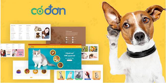 Mở shop online kinh doanh thú cưng đảm bảo thành công